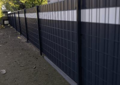Ogrodzenia panele 2D