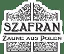 Szafran Zäune Aus Polen
